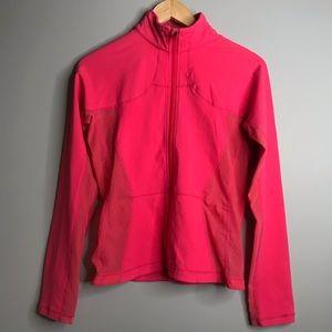 Lululemon coral pink Define Jacket